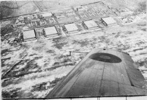 Moose Jaw aerodrome 1940